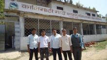 Staffs of kalimati rural municipality